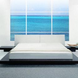 Opal - Low Profile Platform Bed - Features