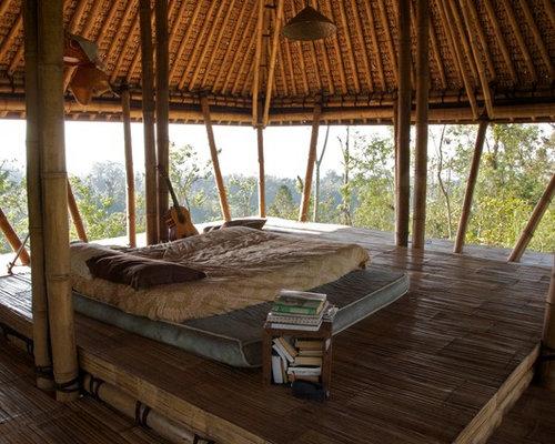 17 photos de chambres exotiques avec un sol en bambou - Chambre Exotique
