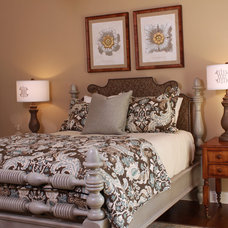 Traditional Bedroom by Nandina Home & Design