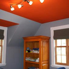 Contemporary Bedroom by Studio NOO Design