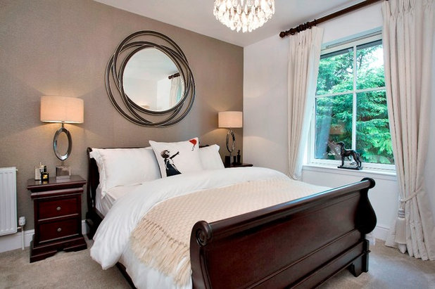 Contemporary Bedroom by PF Furnishings Ltd T/as Paul Fisher