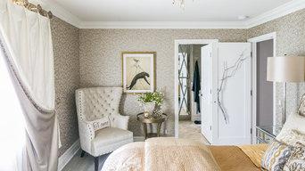 Ornate Guest Bedroom