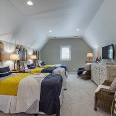 Beach Style Bedroom by Stonewood, LLC