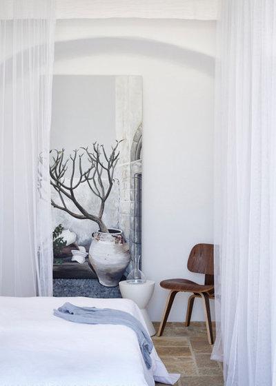 ビーチスタイル 寝室 by Mark Williams Photographer