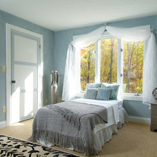 Traditional Bedroom by New England Design Elements