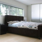 Metric Design Contemporary Bedroom Other By Metric