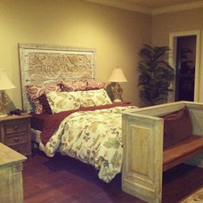 Traditional Bedroom by Charles Phillips Antiques and Architecturals