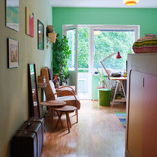 Eclectic Bedroom Our Home
