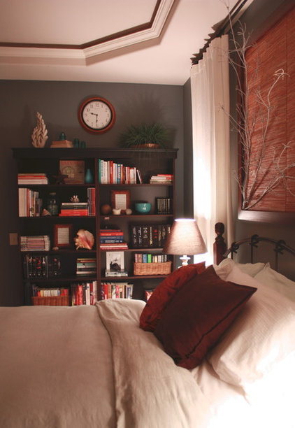Eclectic Bedroom by It's The Little Things...