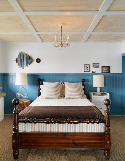 Beach Style Bedroom by Johnson + McLeod Design Consultants