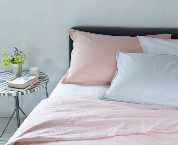 Scandinavian Bedroom by Loaf