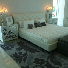 Contemporary Bedroom by Wasser's Exclusive Furniture & Interiors