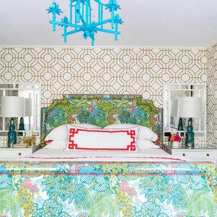 75 Most Popular Turquoise Vinyl <b>Floor</b> Bedroom Design Ideas for ...