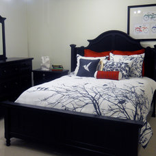 Traditional Bedroom by Gladhill Furniture