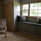 Custom Country Style Hidden Gun Safe - Farmhouse - Bedroom - Austin - by Cook Designs