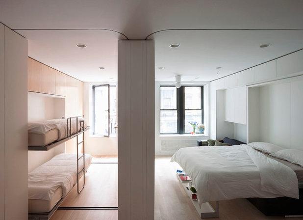 Camera da letto piccole e grandi soluzioni per il riposo - Nascondigli perfetti in casa ...