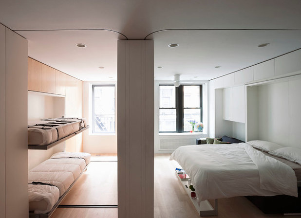 Moderne Chambre by LifeEdited Inc.