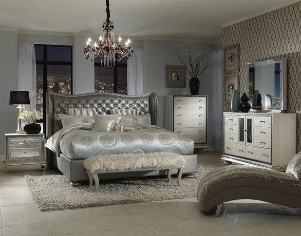 Midcentury Bedroom by Urban Living Furniture