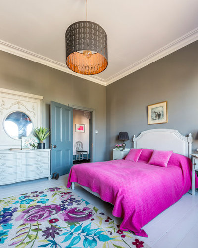Eclectic Bedroom by Stuart Cox | Photography