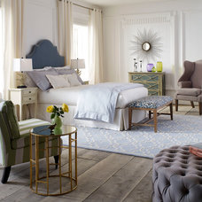 Transitional Bedroom by Overstock.com