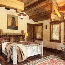 Rustic Bedroom by Willow Creek Home Furnishings