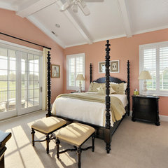 bedroom by Echelon Custom Homes