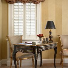 Traditional Bedroom by Indicia Interior Design