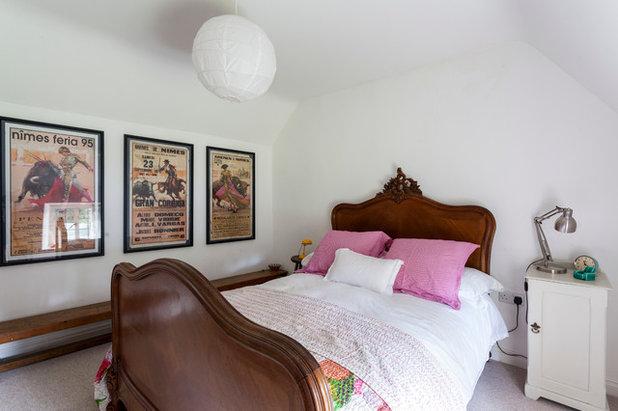 Eclectic Bedroom by Chris Snook