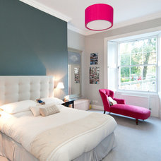 Traditional Bedroom by Edinburgh Project Management