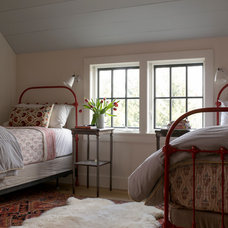 Eclectic Bedroom by Heide Hendricks