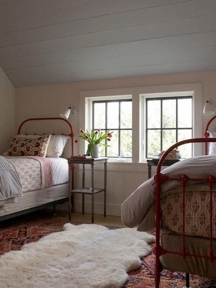 Eclectic Bedroom by Heide Hendricks