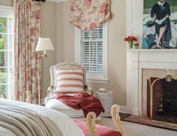 Oyster Harbors Estate: Bedroom