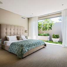 Contemporary Bedroom by Liz Prater Design Home