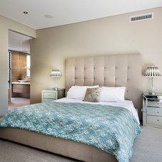 Contemporary Bedroom by Swell Homes