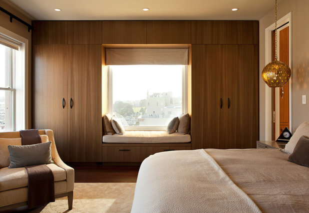 Modern Bedroom by Matarozzi Pelsinger Builders
