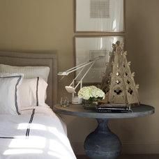 Traditional Bedroom by Benjamin Dhong Interiors