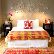 Eclectic Bedroom by Re:Design