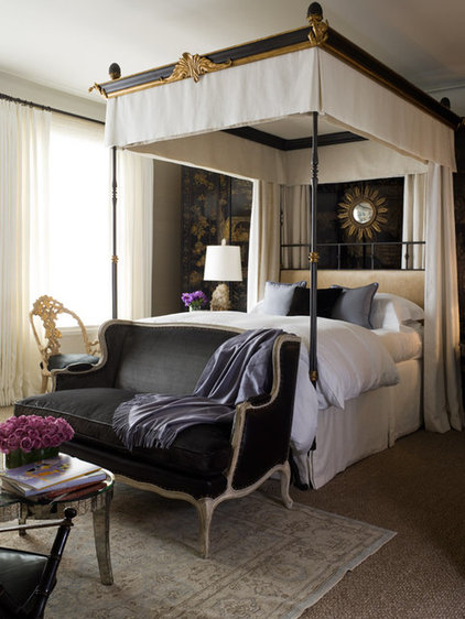 contemporary bedroom by Cecilie Starin Design Inc.