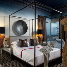 Contemporary Bedroom by Hepworth + Howard, Inc.
