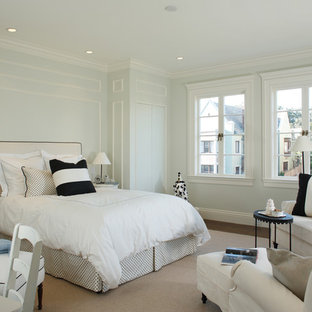 Pacific Heights Home Bedroom