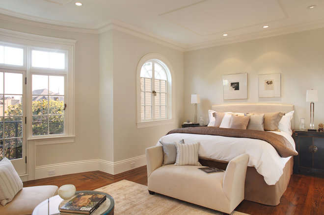 Contemporary Bedroom by Winder Gibson Architects