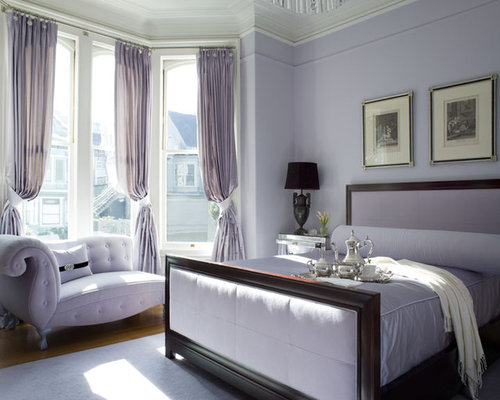 SaveEmail. Houzz   Lavender Bedroom Design Ideas   Remodel Pictures