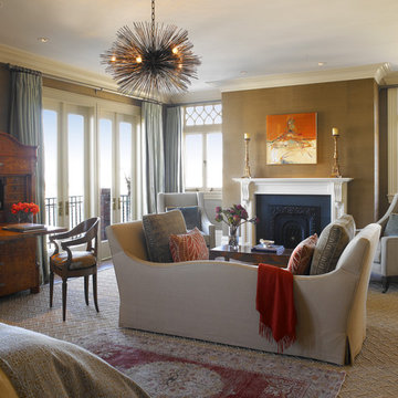 Pacific Heights Residence - Bedroom Suite