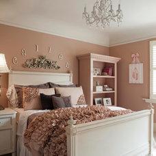 Traditional Bedroom by Seana Stockton Interiors