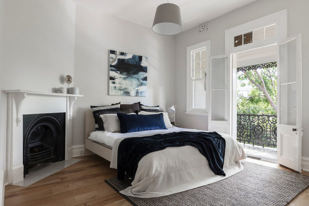 Traditional Bedroom by The Designory