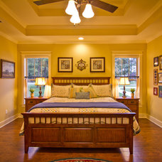 Traditional Bedroom by PBH Construction