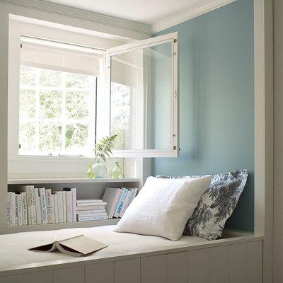 Transitional Bedroom by Kamloops Paint & Window Coverings