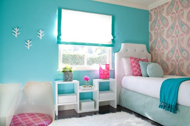 5 teen and tween girls' rooms with fresh-faced style