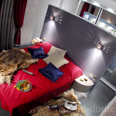 "modern bedroom by ""Paissin"""