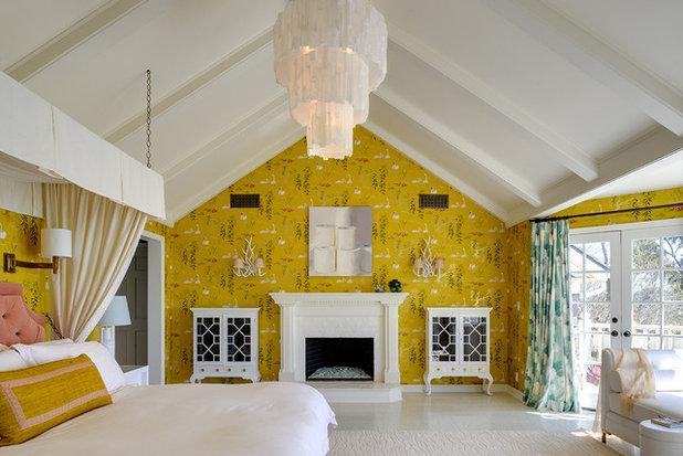 Klassisk Sovrum by Maya Williams Design